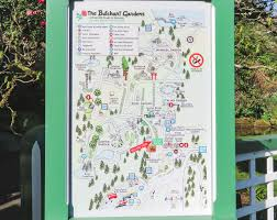 butchart gardens map.  Butchart Tip If I Arrive Early Like To Start With The Rose Garden And Then Head  Japanese Avoid Crowds Take Photos While Less People Are  On Butchart Gardens Map A