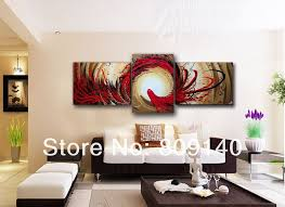 free shipping abstract phoenix oil painting canvas high quality handmade modern home office wall art decor decoration artwork art for the office wall