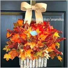 fall wreaths for front door fall wreaths for front door on wreath thanksgiving welcome outdoor