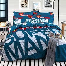 superman bed sheets superman hero duvet bedding set superman bed sheets twin