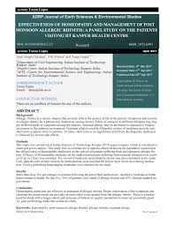 PDF) A multi-centric open clinical trial to evaluate the usefulness ...