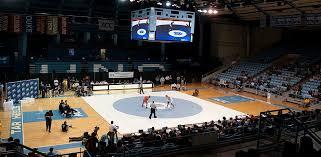 Carmichael Arena University Of North Carolina Athletics