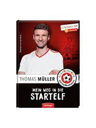 Children's Book: Thomas Müller
