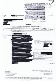 Do You Want To Know What 10 Redacted Legal Invoices (6 On Employment ...