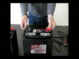 12 volt battery charging procedure 12 volt battery charging procedure