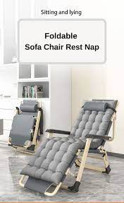 foldable lazy sofa chair rest nap in