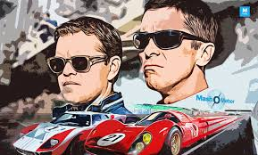 How does the ferrari 488 gtb compare to the ford gt? Ford V Ferrari Review Matt Damon And Christian Bale S Bromance Touches 7000 Rpm In This Motorsport Rivalry Entertainment