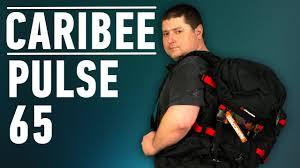 <b>Рюкзак</b> Caribee <b>Pulse</b> 65: тактический туризм - YouTube