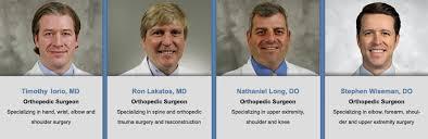 Ohiohealth Orthopedic Surgeons In Central Ohio