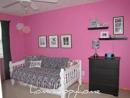 Hot Pink Zebra Room Viewing Gallery