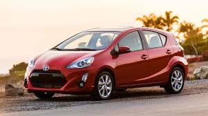 2016 Toyota Prius c unveiled with a new special edition | Motor1 ...