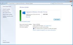 How To Update Windows 7 How To Uninstall To Remove Windows 10 Technical Preview From Windows