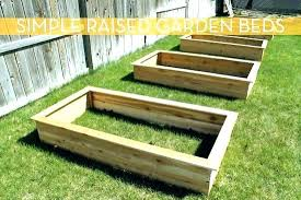 how to make a raised bed garden. Diy Raised Garden Bed Plans How To Build A Construct Make