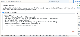 Is There No Cite Tag To Generate A Bibtex Misc Entry For Answers On
