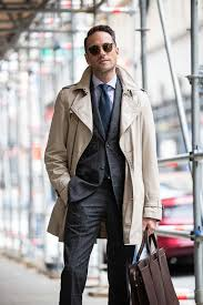 when to wear trench coat weather
