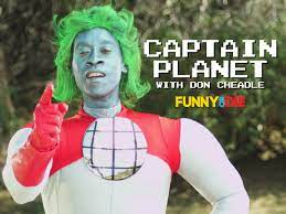 Prime Video: Captain Planet with Don ...