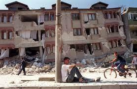 Marmara earthquake: 20 years on ...