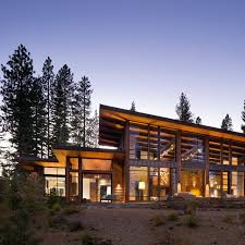 modern mountain home plans new martis modern mountain home by ward young architecture of modern mountain