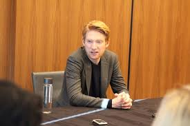 Remember the name domhnall gleeson: Domhnall Gleeson Interview Star Wars The Last Jedi General Hux On The Edge Raising Whasians