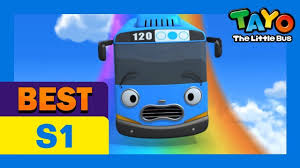 Tayo S1 Opening theme song l Tayo the Little Bus - YouTube