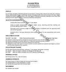 Cv Templates Banking Careers   Professional resumes sample online