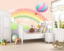 Behang Kinderkamer Regenboog Ontzagwekkende Beibehang Aanpassen Elke