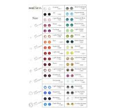Hotfix Color Stones Ss30