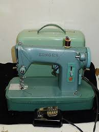 Singer Sewing Machine Made In Great Britain
