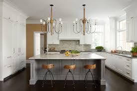 Purkey Tile Designs 35 Bright California Style Kitchens Kitchen Lighting