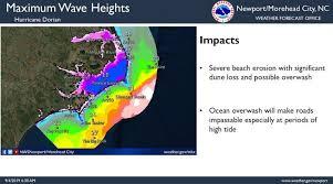 3 To 5 Feet Of Storm Surge Forecast Mandatory Evacuation