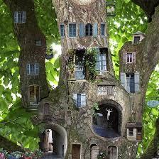 fairy doors in the garden ideal home
