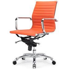 furniture cool office chair in orange featuring jossio quattro