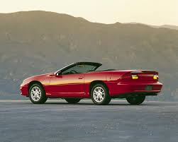 1994 Chevrolet Camaro convertible iv – pictures, information and ...
