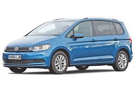 volkswagen touran mpv review carbuyer