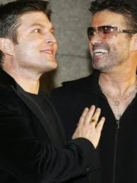 george michael then now. Brilliant Michael George Michael And His Then Partner Kenny Goss Picture Getty Inside Then Now E