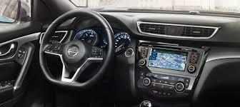 2018 nissan qashqai interior. simple qashqai qashqai interior view of steering wheel and central console and 2018 nissan qashqai interior