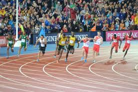 usain bolt commonwealth games  commonwealth games 2014