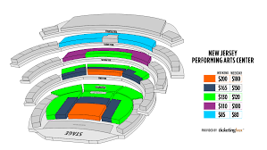 Pnc Bank Center Nj Seating Chart Unique Pnc Bank Arts Center Virtual Seating Chart