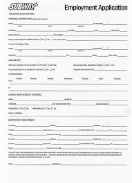 Blank Resume Format Printable Job Application Forms Online Forms