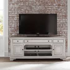 white 70 inch tv stand. Interesting White Antique White 70 Inch TV Stand  Magnolia Manor Throughout Tv Y