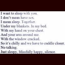 Bedtime Love Quotes