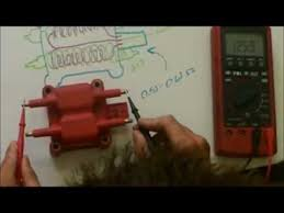 msd blaster coil wiring diagram images replacing the ignition coil s on a 1997 ford e 350 v10 van how to