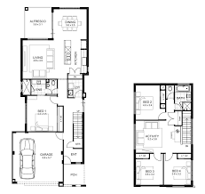 double y 4 bedroom house designs perth apg homes floor plan for two story house room