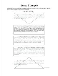 How To Write A Autobiography Essay Outline Template Free Sample ...
