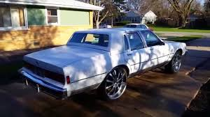 1988 Chevy Caprice LS Brougham on 26
