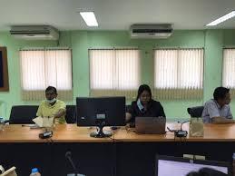 มหาวิทยาลัยสวนดุสิต Suan Dusit University – ศูนย์การศึกษานอกที่ตั้ง ตรัง  เป็นวิทยากรแนะนำการจัดทำ QR-Code ไทยชนะ  แก่เครือข่ายการท่องเที่ยวโดยชุมชนจังหวัดตรัง