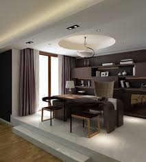 luxury modern home office. Add Modern Office Desk In Your Home Design: Luxury With O