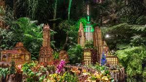new york botanical garden s holiday train show returns for 26th year