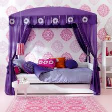 Luxury Childrens Bedroom Furniture Morocco Chic 4 Poster Cabin Bed Lifetime Furniture Cuckooland