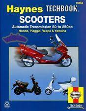 yamaha riva 125 scooter shop manual service repair scooters book haynes chilton fits yamaha riva 125